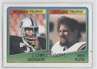 Bo Jackson, Mike Ruether