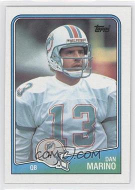 1988 Topps #190 - Dan Marino