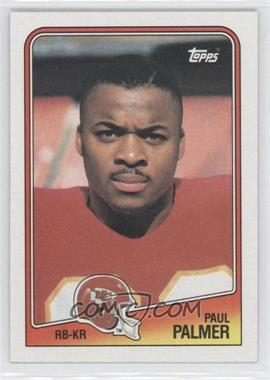 1988 Topps #364 - Paul Palmer