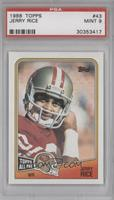 Jerry Rice [PSA 9]