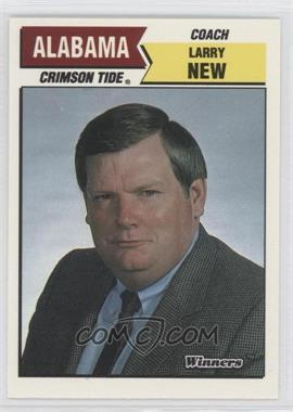 1988 Winners Alabama Crimson Tide - [Base] #N/A - Larry Ned