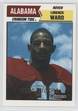 1988 Winners Alabama Crimson Tide - [Base] #N/A - Louis Watson