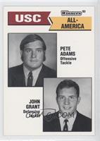 Pete Adams, John Grant