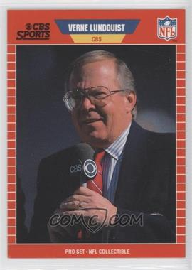 1989 Pro Set Announcers #21 - [Missing]
