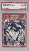 Thurman Thomas [PSA 8]
