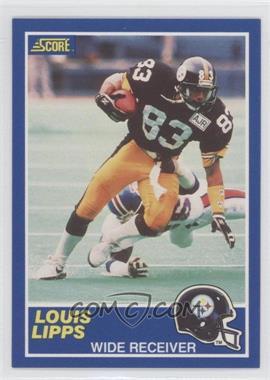 1989 Score - [Base] #83 - Louis Lipps
