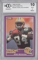 Sterling Sharpe [ENCASED]