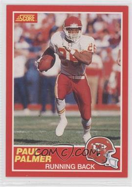 1989 Score #175 - Paul Palmer