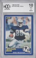 Michael Irvin [ENCASED]