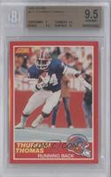 Thurman Thomas [BGS 9.5]