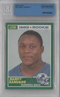 Barry Sanders [BGS AUTHENTIC]