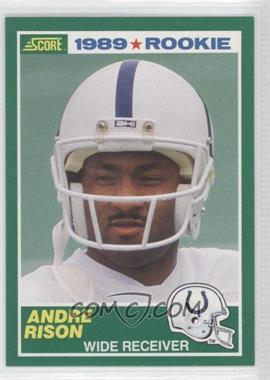 1989 Score #272 - Andre Rison