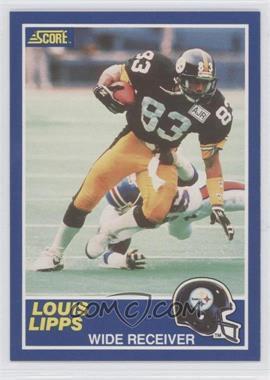 1989 Score #83 - Louis Lipps