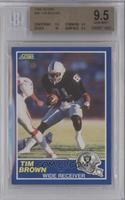 Tim Brown [BGS 9.5]