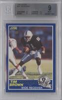 Tim Brown [BGS 9]