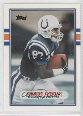 1989 Topps Traded #102T - Andre Rison