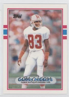 1989 Topps Traded #47T - Danny Peebles