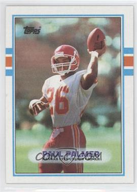 1989 Topps #357 - Paul Palmer