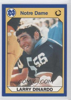 1990 Collegiate Collection University of Notre Dame #14 - Lavvie Dilweg