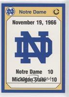 1966 Michigan State