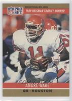 Andre Ware (Bo Jackson Back)