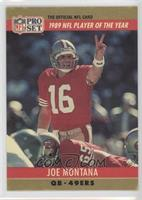 Joe Montana (Irv Eatman Back)