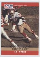 Charles Haley (Error: 4 fumble recoveries)