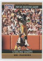 League Leader - Sterling Sharpe