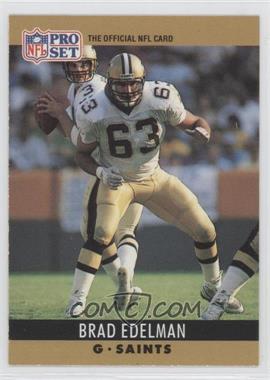 1990 Pro Set #211 - Brad Edelman