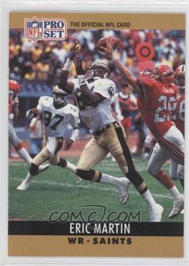 1990 Pro Set #216 - Eric Martin