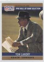 Hall of Fame Selection - Tom Landry