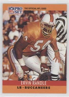 1990 Pro Set #315 - Ervin Randle