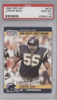 Draft - Junior Seau [PSA 10]