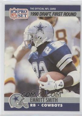 1990 Pro Set #685 - Draft - Emmitt Smith