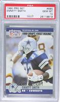 Draft - Emmitt Smith [PSA 10]