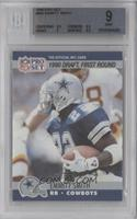 Draft - Emmitt Smith [BGS 9]