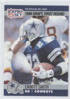 1990 Pro Set #685 - Emmitt Smith