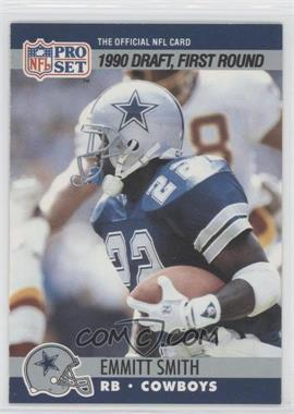 1990 Pro Set #685 - Emmitt Smith