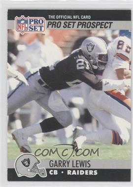 1990 Pro Set #752 - Garry Lewis