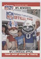 NFL Newsreel - NFL's Overseas Appeal