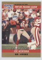 League Leader - Joe Montana