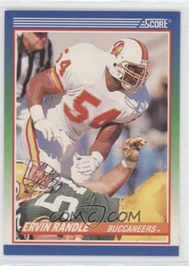 1990 Score - [Base] #353 - Ervin Randle