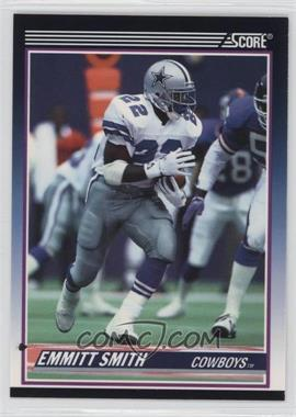 1990 Score Rookie & Traded (Supplemental) #101T - Emmitt Smith