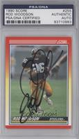 Rod Woodson [PSA/DNA Certified Auto]