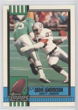 1990 Topps Collector's Edition (Tiffany) #293 - Eddie Anderson