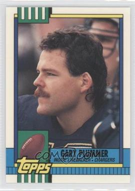 1990 Topps Collector's Edition (Tiffany) #396 - Gary Plummer