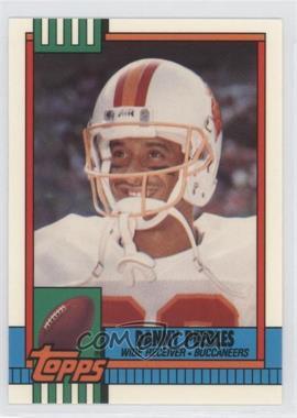 1990 Topps Collector's Edition (Tiffany) #401 - Danny Peebles
