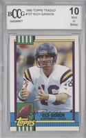 Rich Gannon [ENCASED]