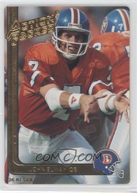 1991 Action Packed Gold #14G - John Elway