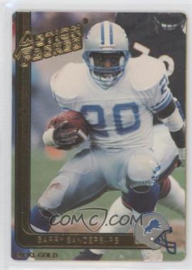 1991 Action Packed Gold #16G - Barry Sanders